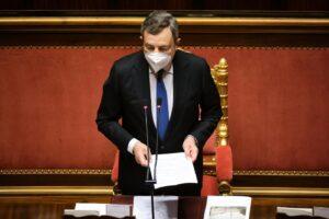 """Draghi 'respinge' il Vaticano sul ddl Zan: """"Siamo uno stato laico, rispettate tutte le garanzie"""""""