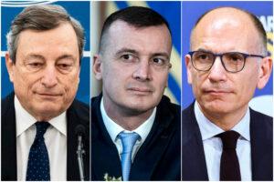 Il vaffa di Grillo a Conte fa tremare Pd, governo Draghi e Casalino…