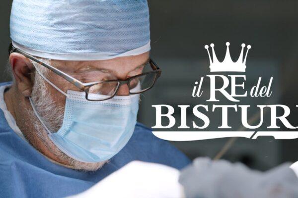 Il Re del Bisturi spopola in tv: star di Real Time il prof. Giulio Basoccu
