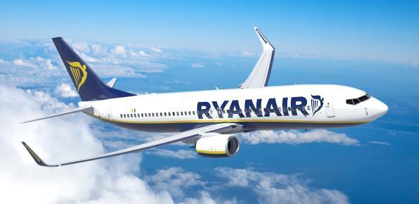 Ryanair vola su Roma: raddoppiata la presenza a Fiumicino
