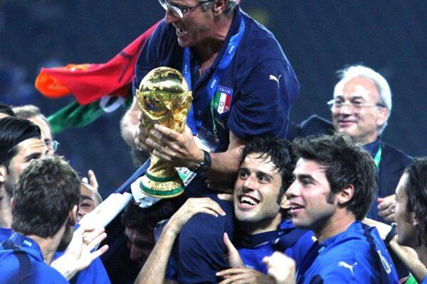 """Tagliente e il ricordo della Coppa a Berlino: """"Ecco gli aneddoti di quel Mondiale del 2006"""""""