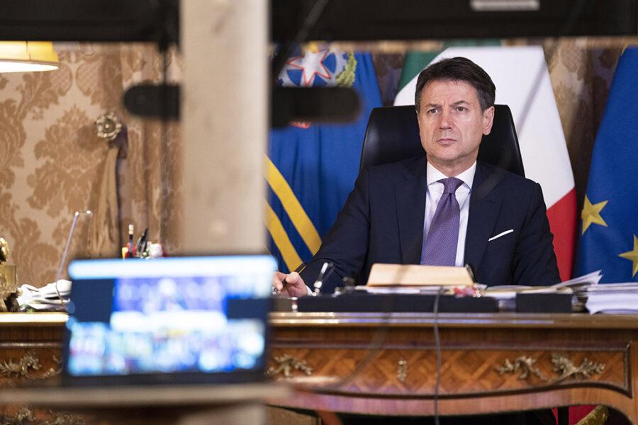 Giuseppe Conte vuole il presidenzialismo, una buona idea ma ben confusa