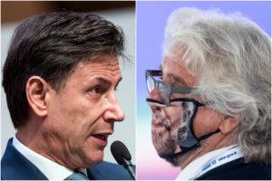Il divorzio in casa M5S: dopo il 'vaffa' di Grillo a Conte la spinta verso il nuovo partito