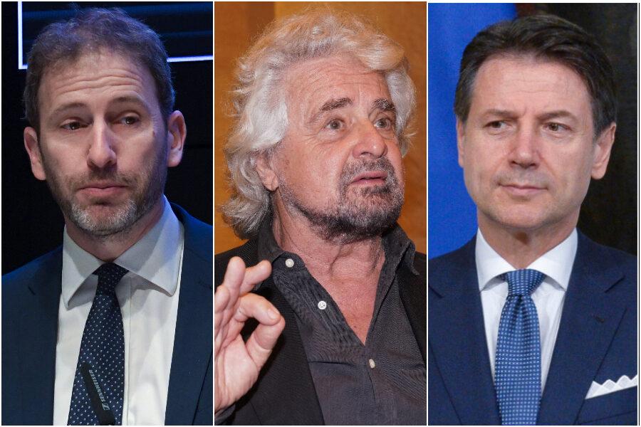"""Vaffa di Grillo a Conte e Casalino: """"L'ex premier? Brava persona, ma non ci conosce…"""""""