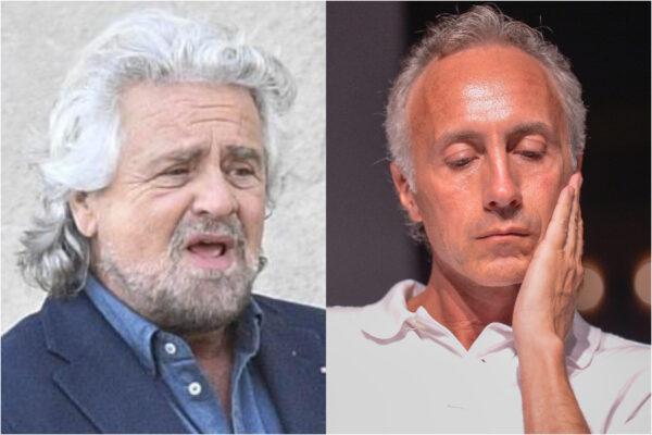 """""""Grillo delira"""", persino Travaglio se ne è accorto ed è diventato un uomo triste"""