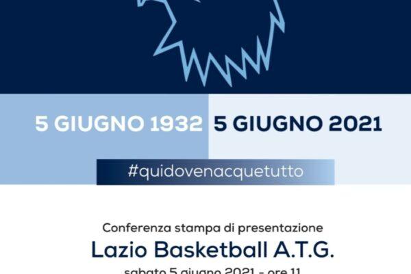 L'Aquila va a anche canestro: nasce la Lazio Basketball A.T.G