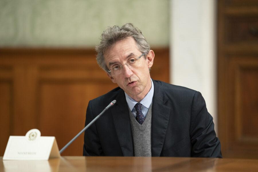 """Manfredi si presenta: """"Tranquilli, il patto per Napoli funziona"""""""