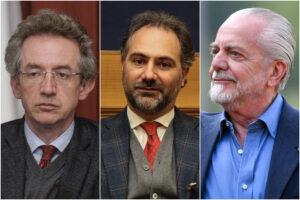 La città ha bisogno di idee chiare, i candidati non facciano come De Laurentiis…