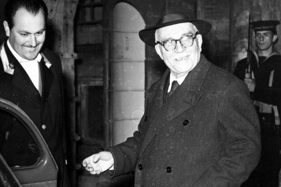 Chi era Meuccio Ruini, il liberale anti Mussolini