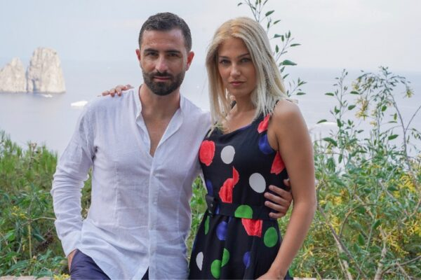 Ecco 'Si me vuò bene ancora' una storia d'amore girata a Capri