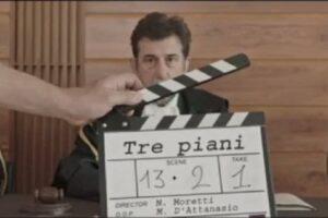 Il ritorno di Nanni Moretti: per lanciare Tre piani canta Soldi di Mahmood