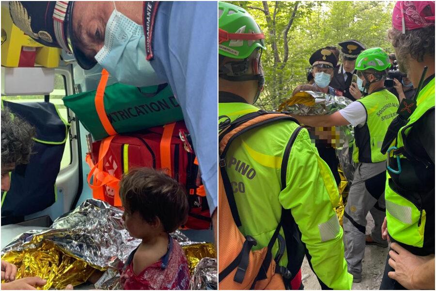 Il piccolo Nicola scomparso nel nulla, è vivo: trovato da un giornalista a 3 km da casa