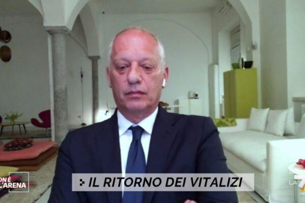 """""""Guadagno 160mila euro, teniamo stipendi bassi per far lavorare i giovani"""", Peter Gomez e lo scontro con Telese"""