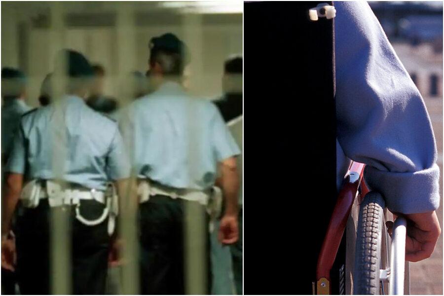 Mattanza in carcere, 283 agenti scatenati: botte persino a detenuto su sedia rotelle