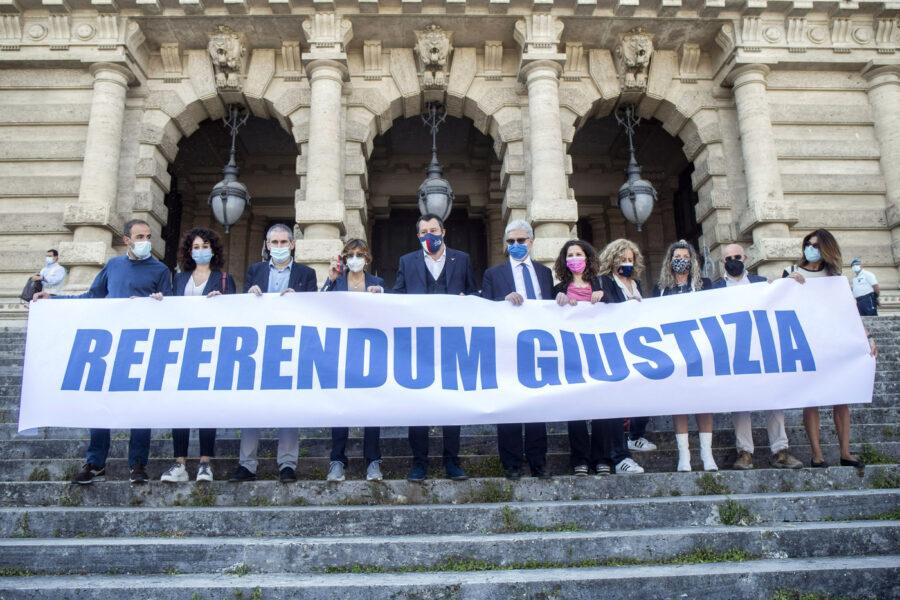 Giustizia al palo, referendum unico modo per riformarla: si allarga il fronte dei sostenitori
