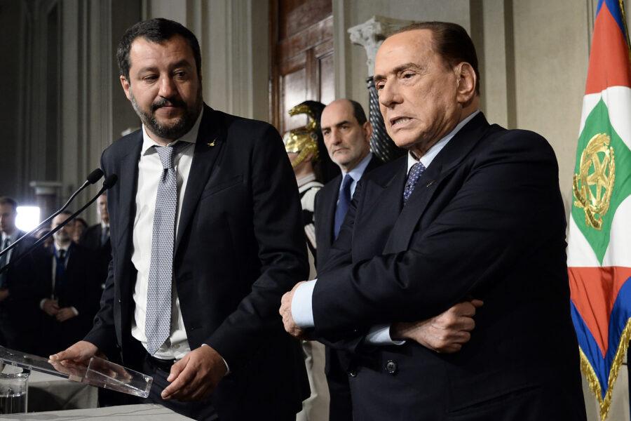 La federazione Lega Forza Italia è una vittoria di Berlusconi e un atto di debolezza di Salvini