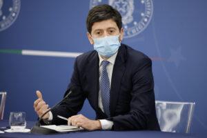 ROBERTO SPERANZA, MINISTRO DELLA SALUTE,