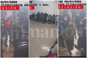 """Mattanza in carcere, l'ammissione della polizia penitenziaria: """"Situazione sfuggita di mano come a Bolzaneto"""""""