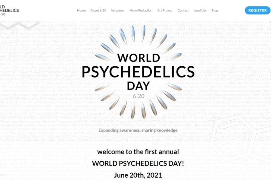 Dopo quella per la cannabis arriva la giornata mondiale sugli psichedelici