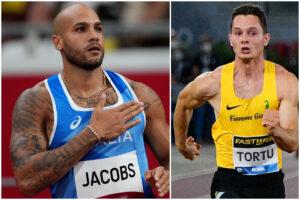 Chi è Jacobs, l'azzurro che vince i 100 mt in 9.94 con il record italiano. Tortu lo raggiunge in semifinale