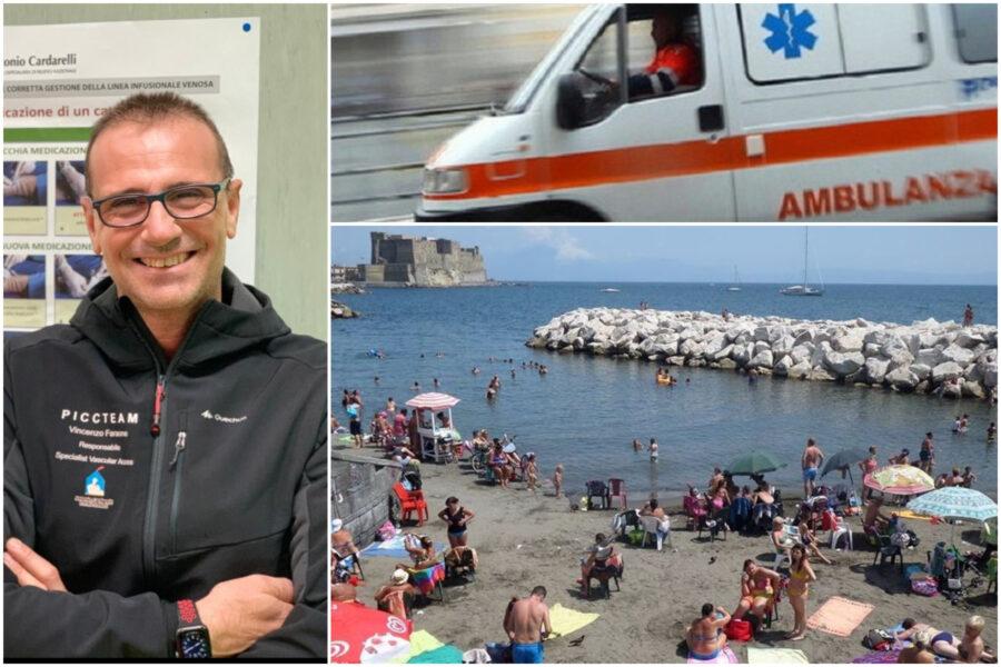 """""""Non respira, ha bevuto"""", bimbo rischia di annegare: 118 lo salva e vola in ospedale"""