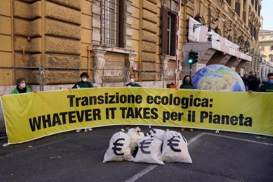 Nella transizione ecologica non perdiamoci i lavoratori
