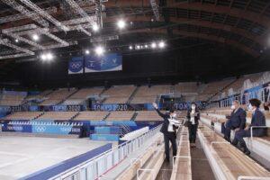 """Olimpiadi off-limits, le gare dei Giochi a Tokyo senza spettatori: """"Non avevamo scelta"""""""