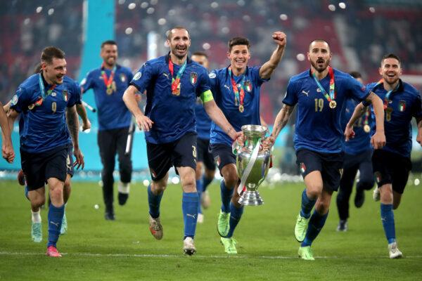 """Cosa vuol dire """"Kiricocho"""", la parola urlata da Chiellini prima del rigore decisivo di Italia-Inghilterra"""