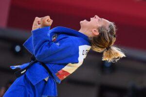 """Chi è Odette Giuffrida, bronzo nel judo: """"Porto la medaglia a mio nonno, a dipingerla d'oro ci penserà lui"""""""