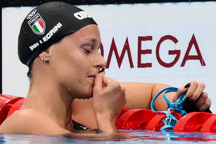 """L'ultima finale di Federica Pellegrini alle Olimpiadi: """"Sorridevo, me la sono goduta"""""""