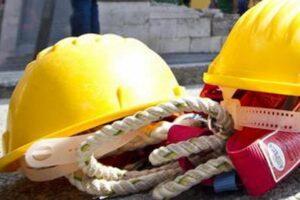 Lavoro, strage senza fine: in Campania 43 vittime in 8 mesi