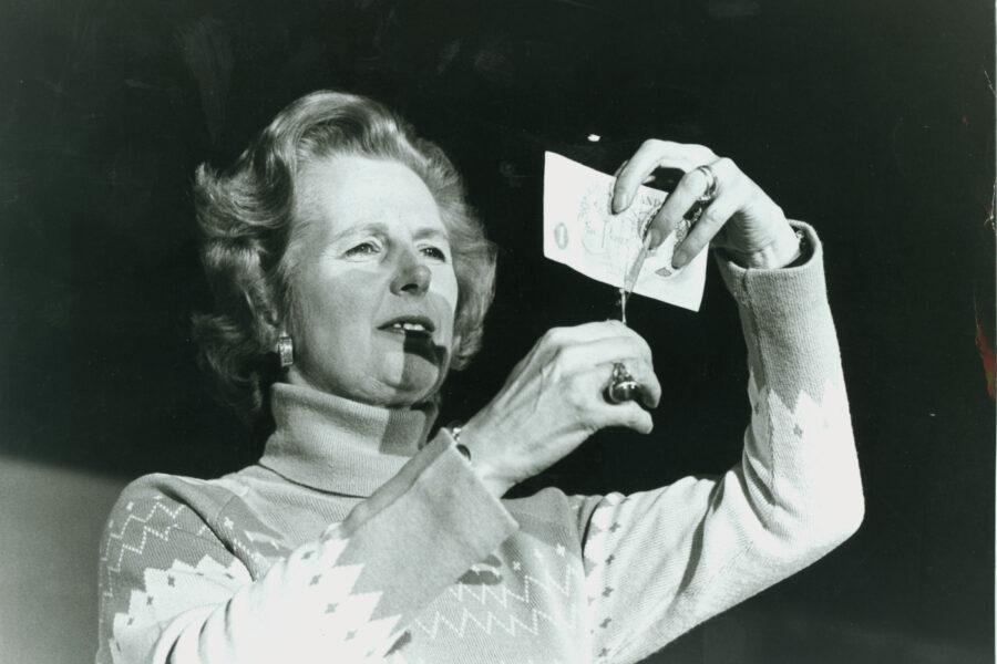 Cosa è successo nel 1975: l'ascesa di Margaret Thatcher
