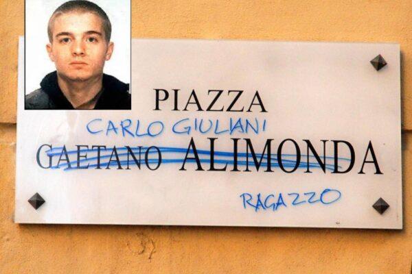 """G8 di Genova, il padre di Carlo Giuliani: """"Anche il carabiniere Placanica è una vittima"""""""