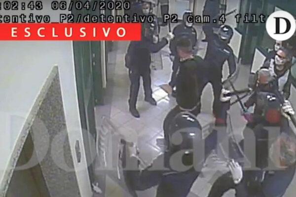 Protesta telefonicamente per le torture nel carcere di Santa Maria Capua Vetere, finisce indagata