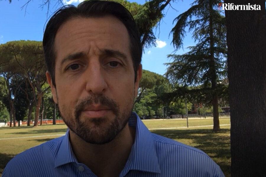"""Marrazzo candidato al Campidoglio. """"Roma deve essere una città inclusiva ed ecosostenibile"""""""