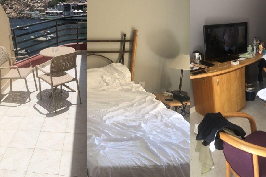 """Bloccati a Malta in Covid resort da 200 euro a notte"", l'assurda vicenda di Sara e Filippo"