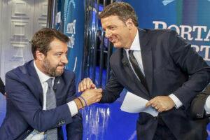 Hanno tutti l'identità di genere, ma Renzi e Salvini non lo sanno…