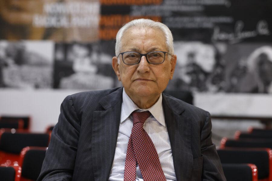 """""""Martusciello sbaglia a liquidare il garantismo"""", parla Giuseppe Gargani"""