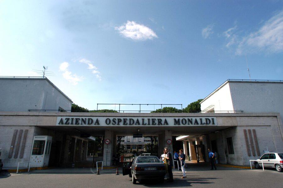 OSPEDALE  MONALDI SANITA'