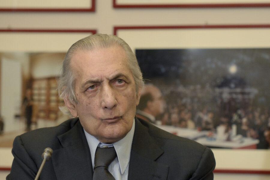 Perché Nicolò Amato fu silurato come capo del Dap: disse di no al 41-bis