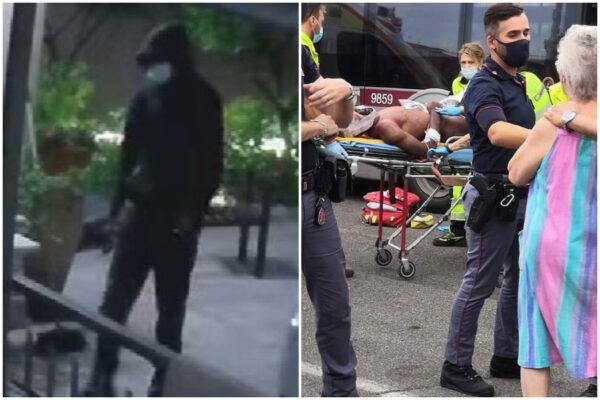 La Rustica, l'allarme per il rapinatore seriale fa salire la tensione nel quartiere: massacrato di botte un ragazzo