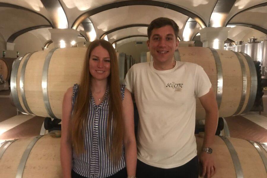 Le Seiterre di Gigi e Anna Rizzi: da Verona il risiko del vino italiano