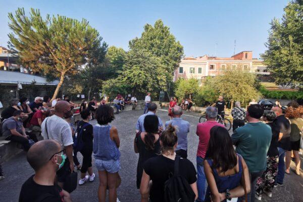 Rifiuti Roma, dal Pigneto al ministero della Transazione Ecologica: le richieste dei residenti per dire stop all'emergenza