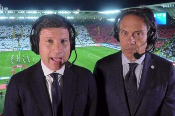Alberto Rimedio positivo al Covid, telecronista Rai della Nazionale contagiato a Wembley: non andrà alla finale