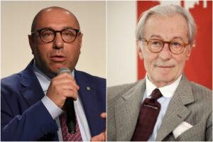 A Milano Bernardo sfida Sala in ticket con Feltri, obiettivo: perdere con un buon risultato