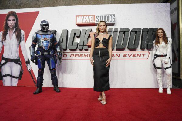 Black Widow, il nuovo capitolo degli Avengers dedicato alla supereroina che salva se stessa