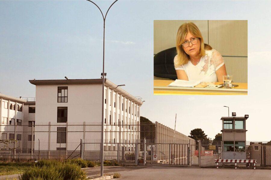 """Carcere di Taranto nel caos, sospesa la direttrice Baldassari: """"Favoriva boss detenuto"""""""