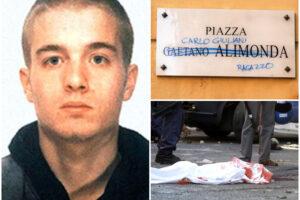 Chi era Carlo Giuliani, il manifestante 23enne ucciso al G8 di Genova nel 2001