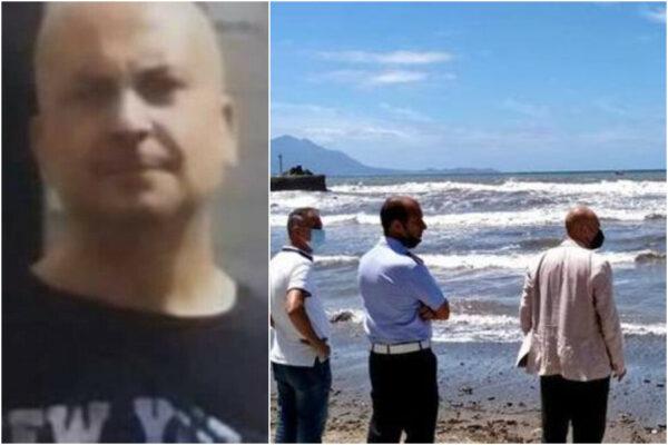 Disperso in mare, trovato il corpo di Carlo: morto da eroe dopo aver salvato due ragazzi