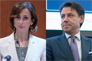 """Cartabia tira dritto e replica a Conte e Gratteri: """"Dal calesse al Frecciarossa, la giustizia ripartirà da Napoli"""""""